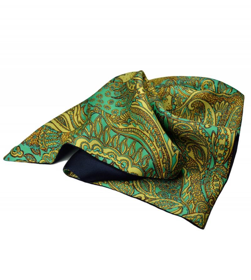 Chennar Silk Pocket Square
