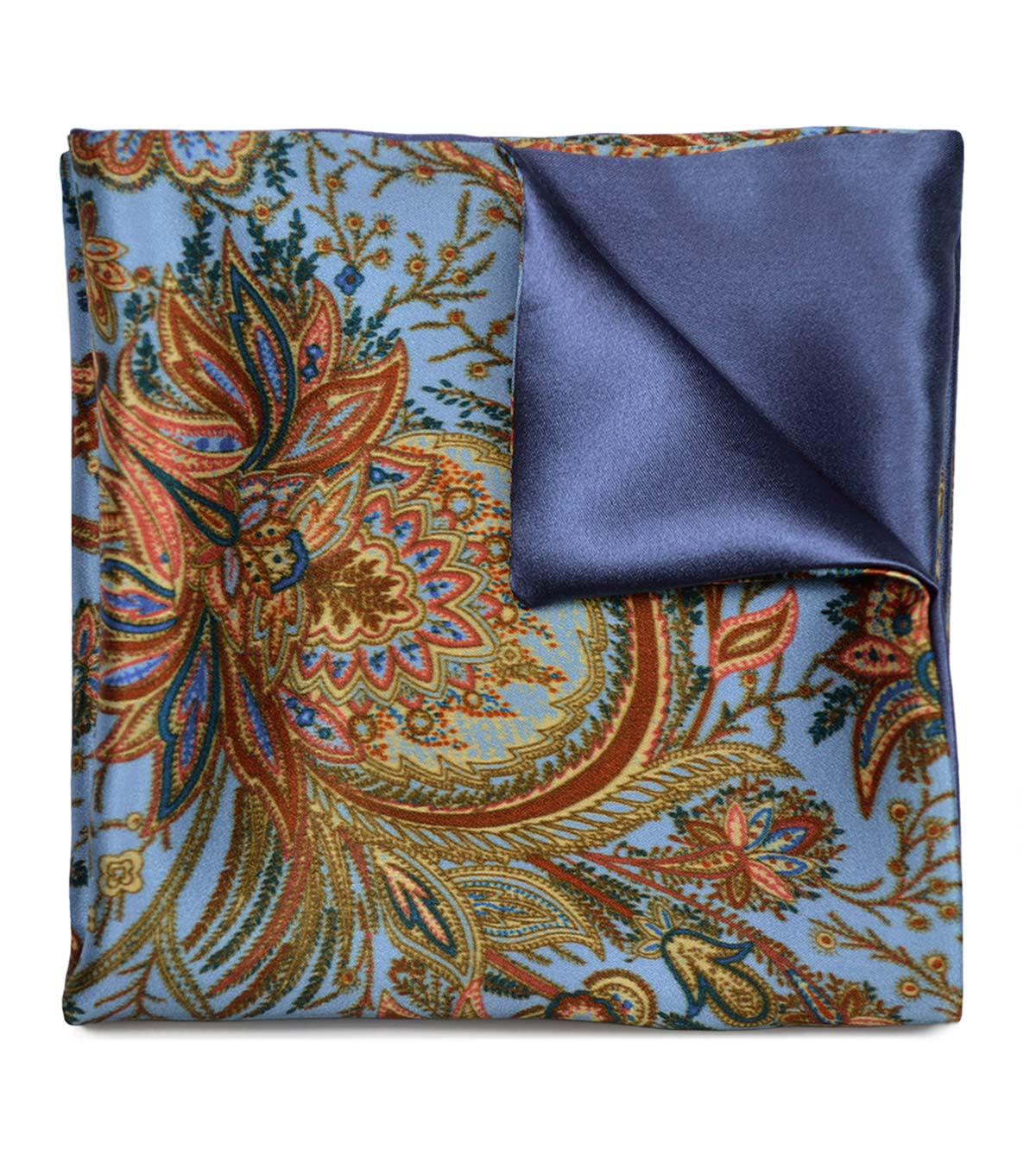 Surat Silk Pocket Square