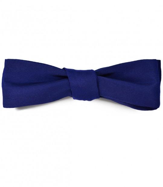 Club Ink BLue Silk Bow Tie
