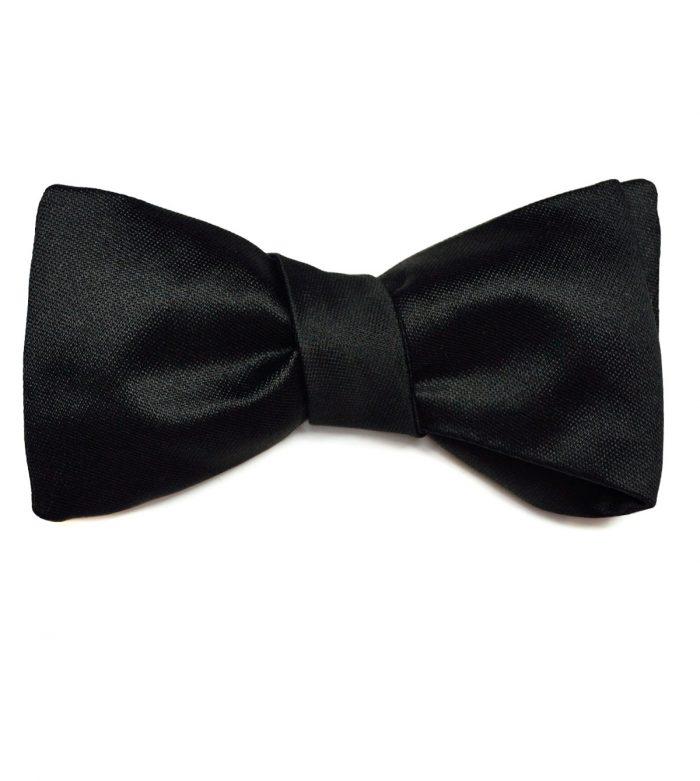 Bespoke classic bow tie
